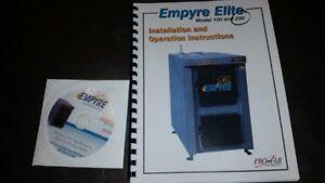 EMPYRE ELITE 200 NEW INDOOR WOOD BOILER/ make an offer