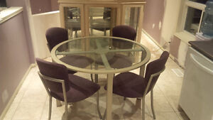 Table and Chairs - Amisco