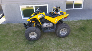 2012 can-am ds70