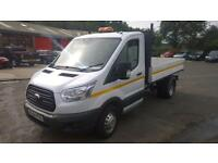 Ford Transit 350 Cc Drw DIESEL MANUAL 2015/64