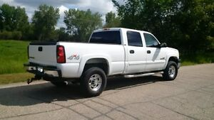 2007 Chevrolet HD 2500 LT Pickup Truck