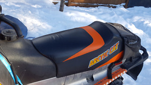 2005 F7 Sno Pro great condition quick sled comes with cover