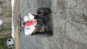 2000 polaris 4x4 scramble