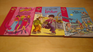 3 Collection Bibliothèque Rose, le lot $8