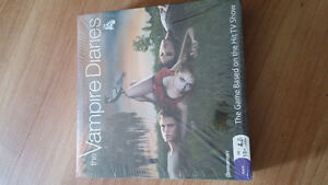 The vampire diaries board game never opened