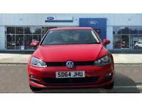 2014 Volkswagen Golf 1.4 TSI Match 5dr Petrol Hatchback Hatchback Petrol Manual