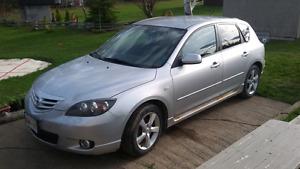 2006 Mazda 3, 2.3l, Woodstock NB