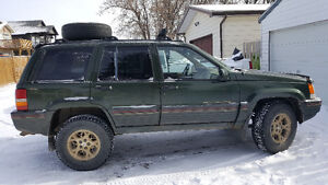 1995 Jeep Grand Cherokee Limited SUV, Crossover Sale/Trade