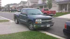 2001 REG CAB SHORTBOX SILVERADO LS V8