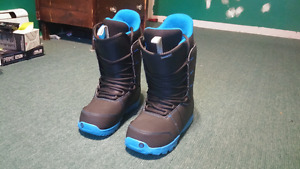 [NEVER USED] Size 10 | Burton Snowboard Boots