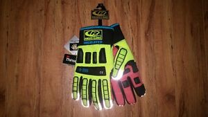 Ringers Roughneck Insulated Waterproof Windproof Gloves - Large