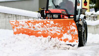 Snow and ice removal service - Calgary
