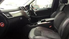 2015 Mercedes-Benz M-Class ML350 CDi BlueTEC AMG Line 5dr Automatic Diesel 4x4
