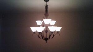 Divers luminaires à vendre