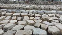 LANDSCAPE/RETAINING WALL ARMOUR STONE