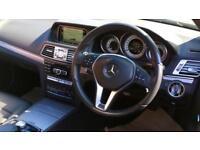 2015 Mercedes-Benz E-Class Cabriolet E220 BlueTEC SE 2dr 7G-Tronic Automatic Die