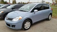2009 Nissan Versa Wagon CERTIFIED AND ETESTED