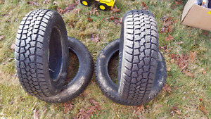 Winter tires Forsale 185/65/15