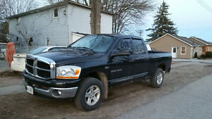2006 Dodge trx off road. 1500 Pickup Truck