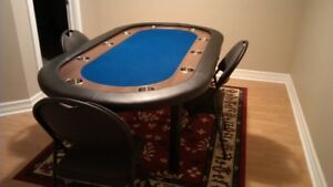 Poker Table - 10 Person - Excellent Condition