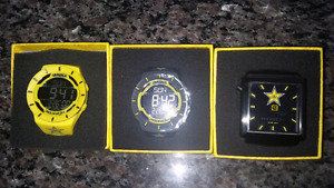 Rockwell rockstar watches (brand new)