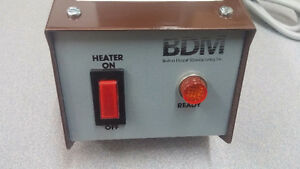 Bolton Bead Sterilizer 115v 60Hz 100w GREAT FOR TATTOO SHOP!
