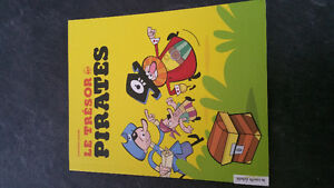 Brand new book in French