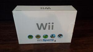 Nintendo Wii console loaded with 3000+ retro games.