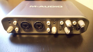 USB Audio/ Midi interface