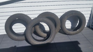235/55 R18 Winter Tires 95% Tread
