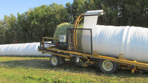 Oats Silage Bales For Sale