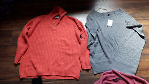 WOMEN'S SHIRTS AND OUTFIT