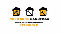 ★★★★★YOUR GO TO HANDYMAN★★★★★