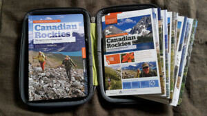 Canadian Rockies opinionated hiking guide, perfect condition