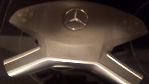 2010 Mercedes-Benz ML320 Left side airbag (Light Grey / Blueish)