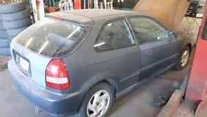 HONDA CIVIC 2000 HATCHBACK B18!!!