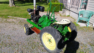 Swap or trade 1960's Tractor