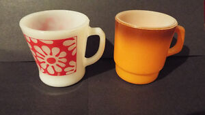 9 FIRE KING MUGS INCLUDING MCDONALDS London Ontario image 2