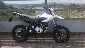 Yamaha Wr125x 2010