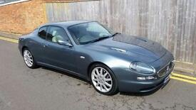 Maserati 3200 3.2 V8 GT 2dr 2002 02 REG ONLY 86K METALLIC GREEN