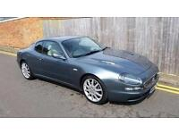 Maserati 3200 3.2 V8 GT 2dr 2002 02 REG ONLY 86K METALLIC GREEN