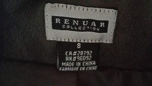 Georgeous Renuar pleather jacket London Ontario image 3