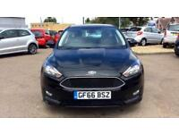 2016 Ford Focus 1.0 EcoBoost 125 Zetec S 5dr Manual Petrol Hatchback