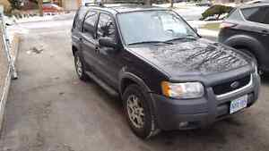 2003 FORD ESCAPE V6 AWD