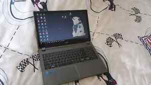 USED Acer Aspire v7 laptop with core i5, looks almost new!
