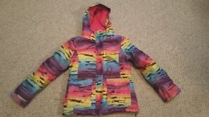 SNOW SUIT Size 12 youth GIRLS