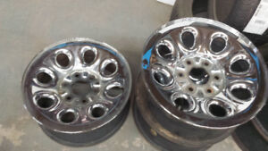 GMC Silverado Steel Wheels