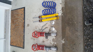 Suspension ajustable Volkswagen mk5