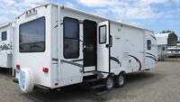 Wanted Travel Trailer Hard Bodied
