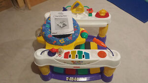 Fisher Price Step and Play Piano Exersaucer
